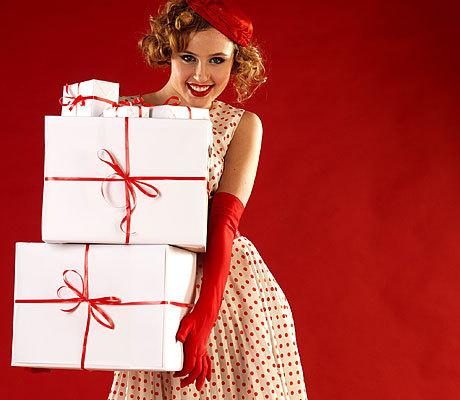 Женщина в подарок франция